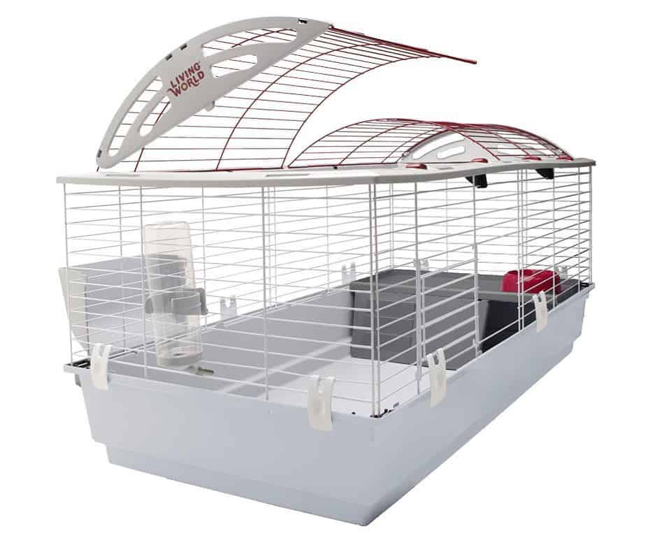 Living World Deluxe Habitat Guinea Pig Cage for 2