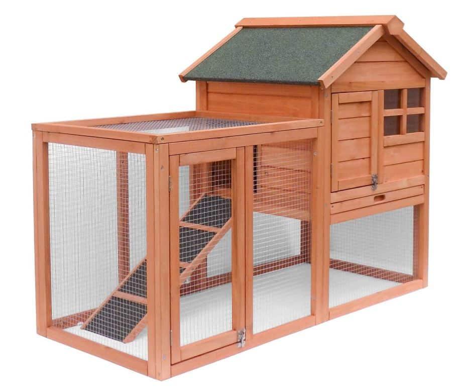 Merax Guinea Pig Outdoor Enclosure