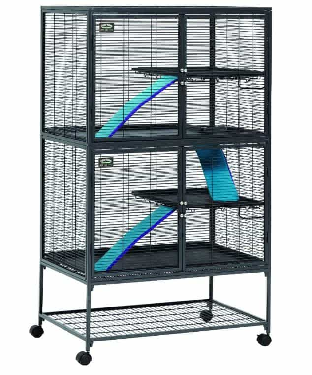 Midwest Deluxe Critter Cage for 2