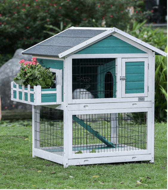 Petsfit Guinea Pig Outdoor Enclosure