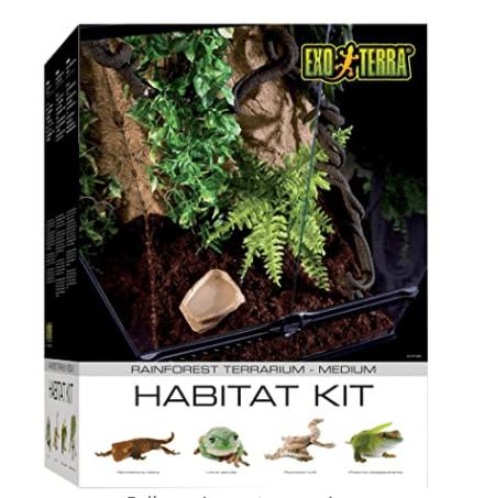 Exo Terra Rainforest Habitat
